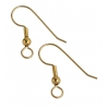 Gold Filled 14kt Earwires French